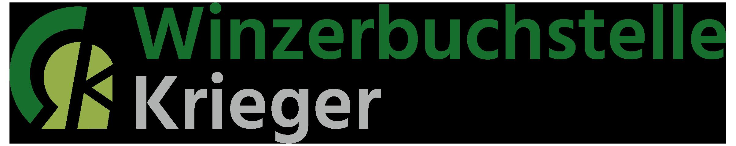 Winzerbuchstelle Krieger